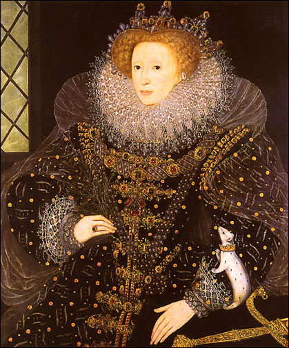 young queen elizabeth i portrait. queen elizabeth 1st portrait